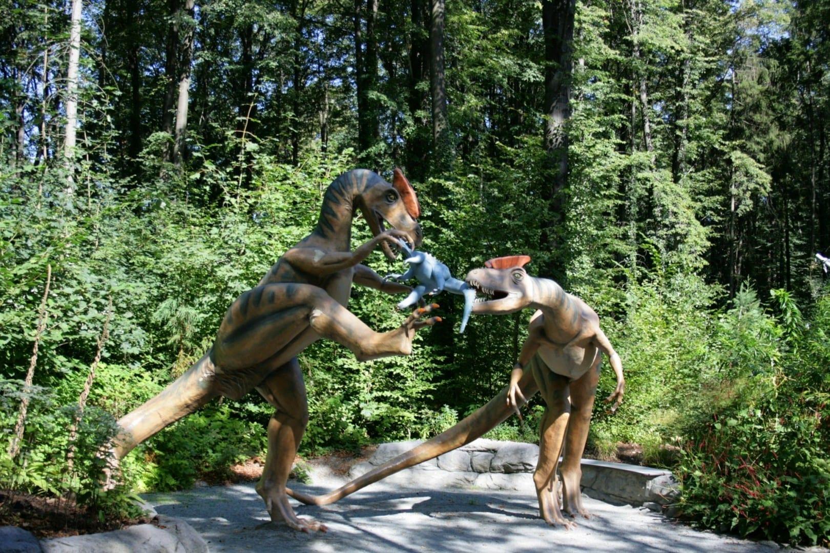 Parque de Dinosaurios Kleinwelka Bautzen Alemania