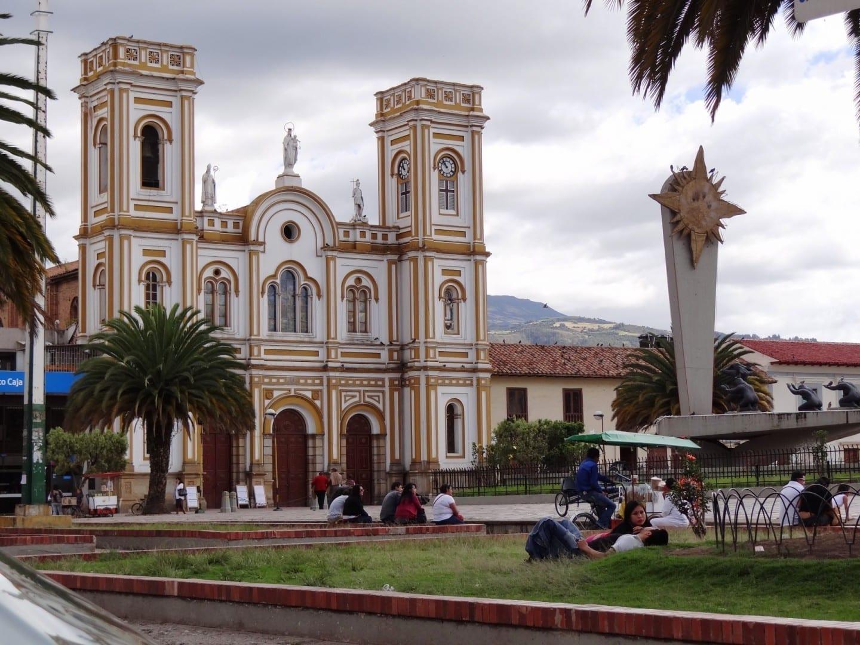 Parque de la Villa Sogamoso Colombia