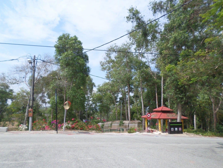 Parque Forestal de la Ciudad de Mersing Mersing Malasia