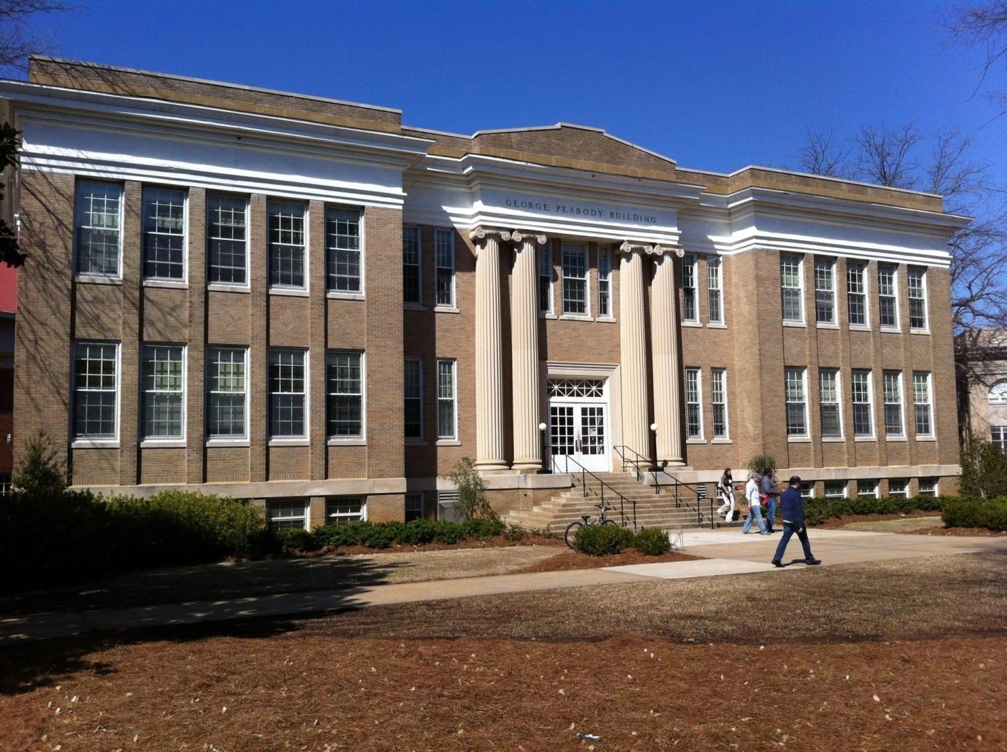 Peabody Hall Oxford MS Estados Unidos