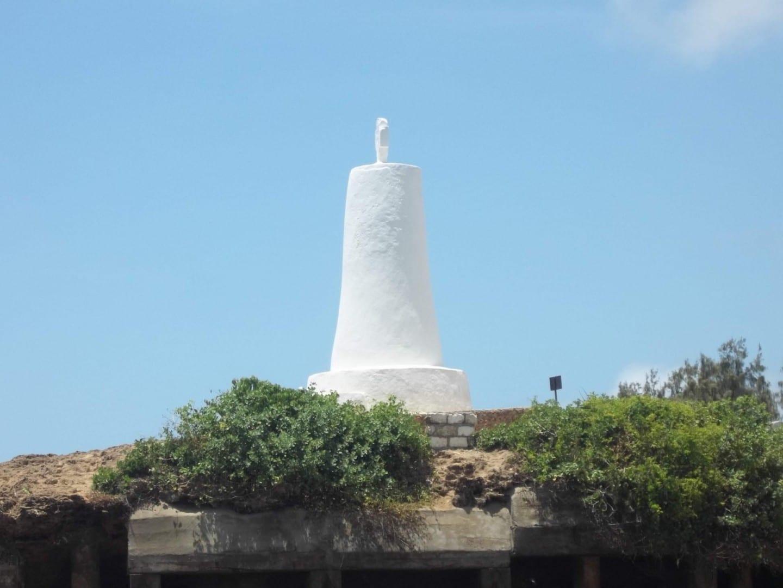 Pilar Vasco da Gama Malindi Kenia