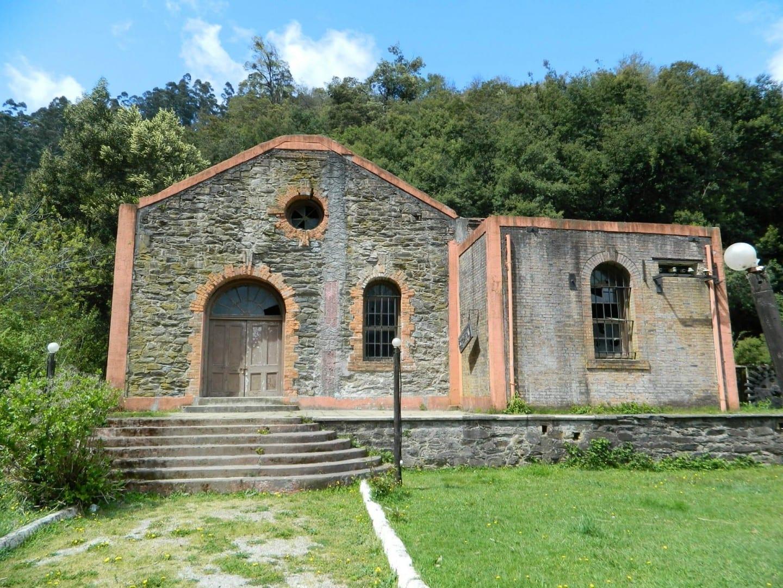 Planta eléctrica en Chivilingo Concepción Chile