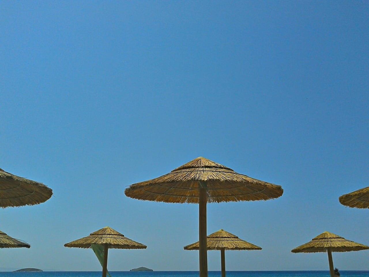 Playa Andros Islas Griegas Grecia