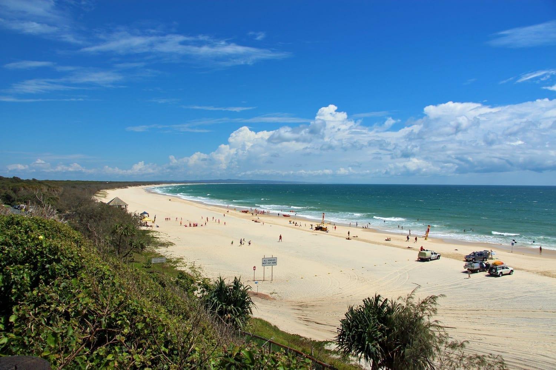 Playa Arco Iris Rainbow Beach Australia