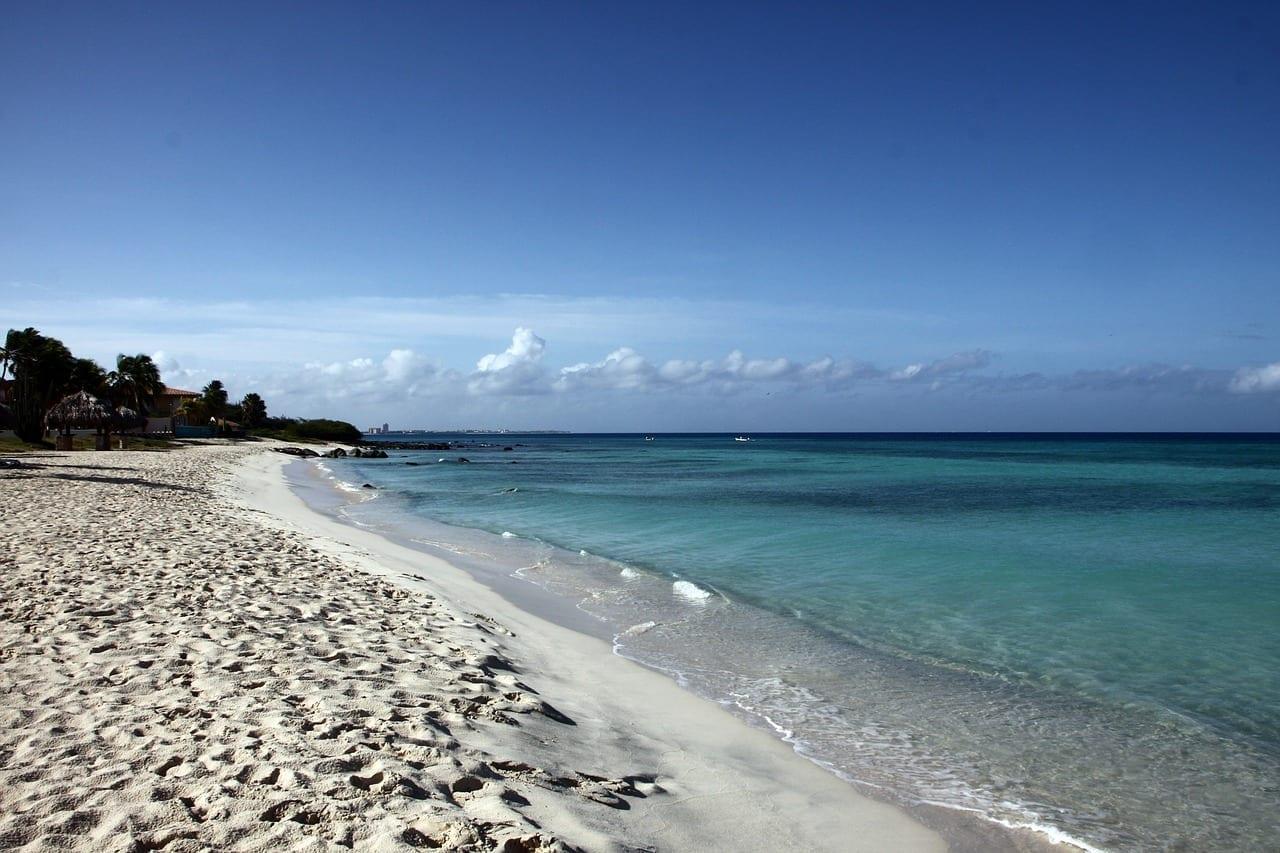 Playa Aruba Arena De La Playa Aruba