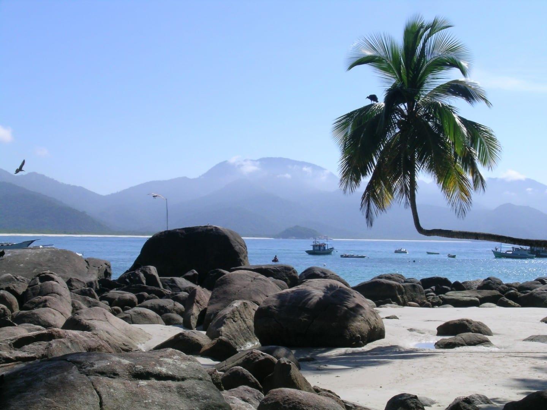 Playa Aventurero Isla Grande Brasil