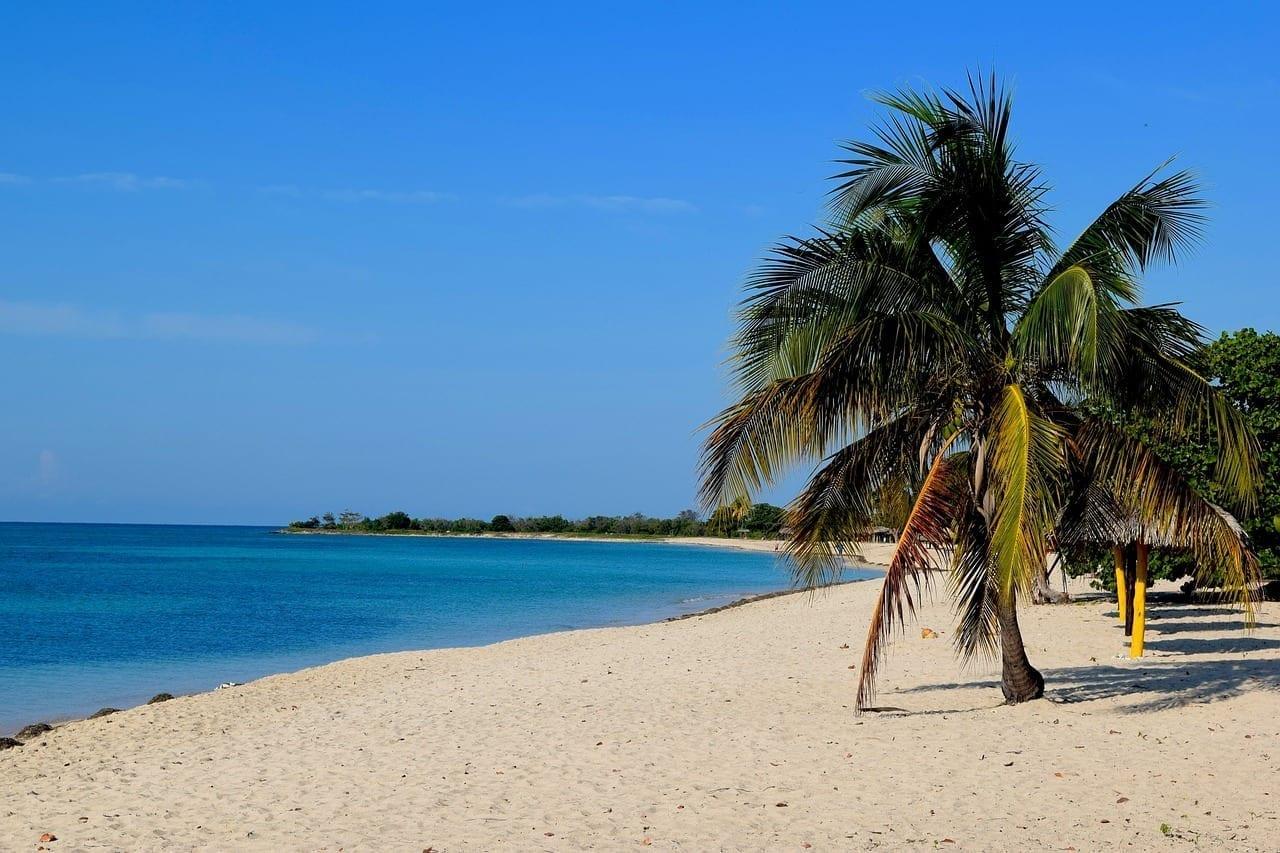 Playa Cuba Trinidad Trinidad y Tobago