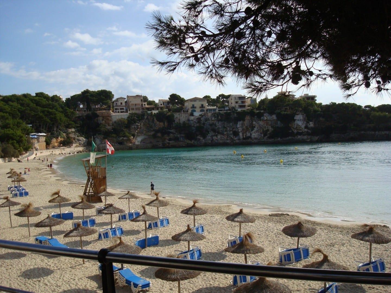 Playa de Port de Manacor/Porto Cristo Porto Cristo, Mallorca España