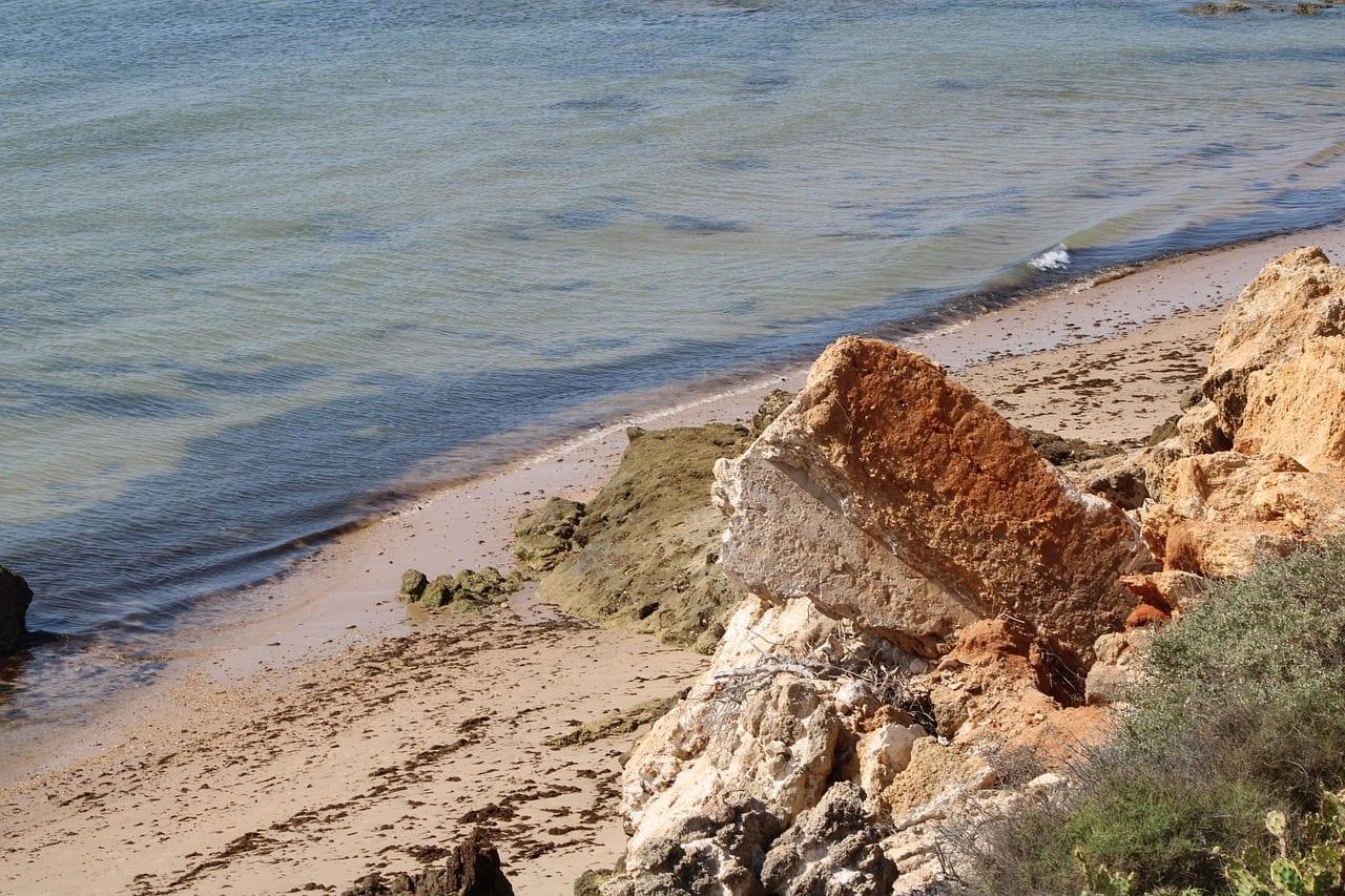 Playa De Santa Catalina Playa Fuerte De Santa Catalina Egipto