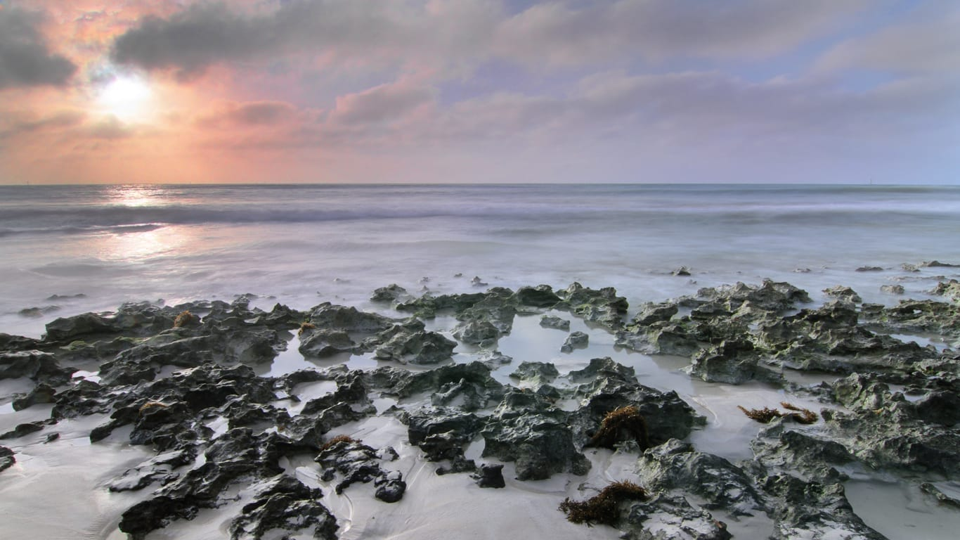 Playa de St Georges Geraldton Australia