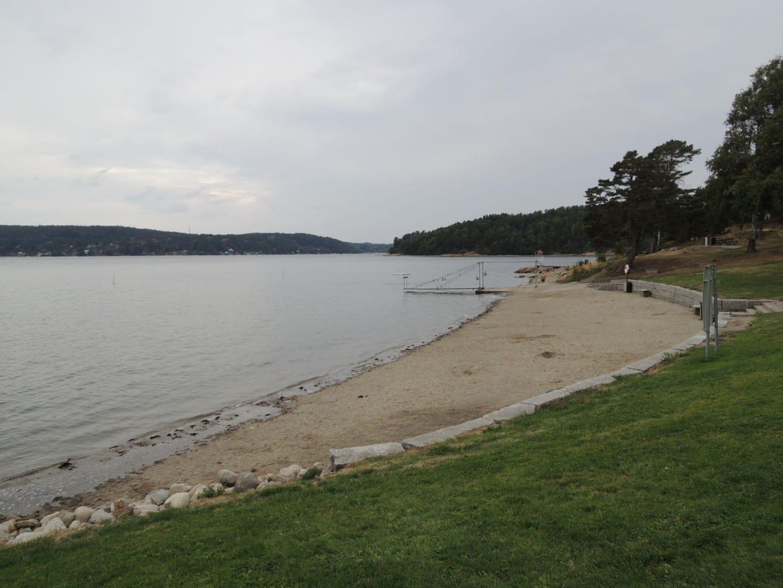 Playa en Høysand Sarpsborg Noruega