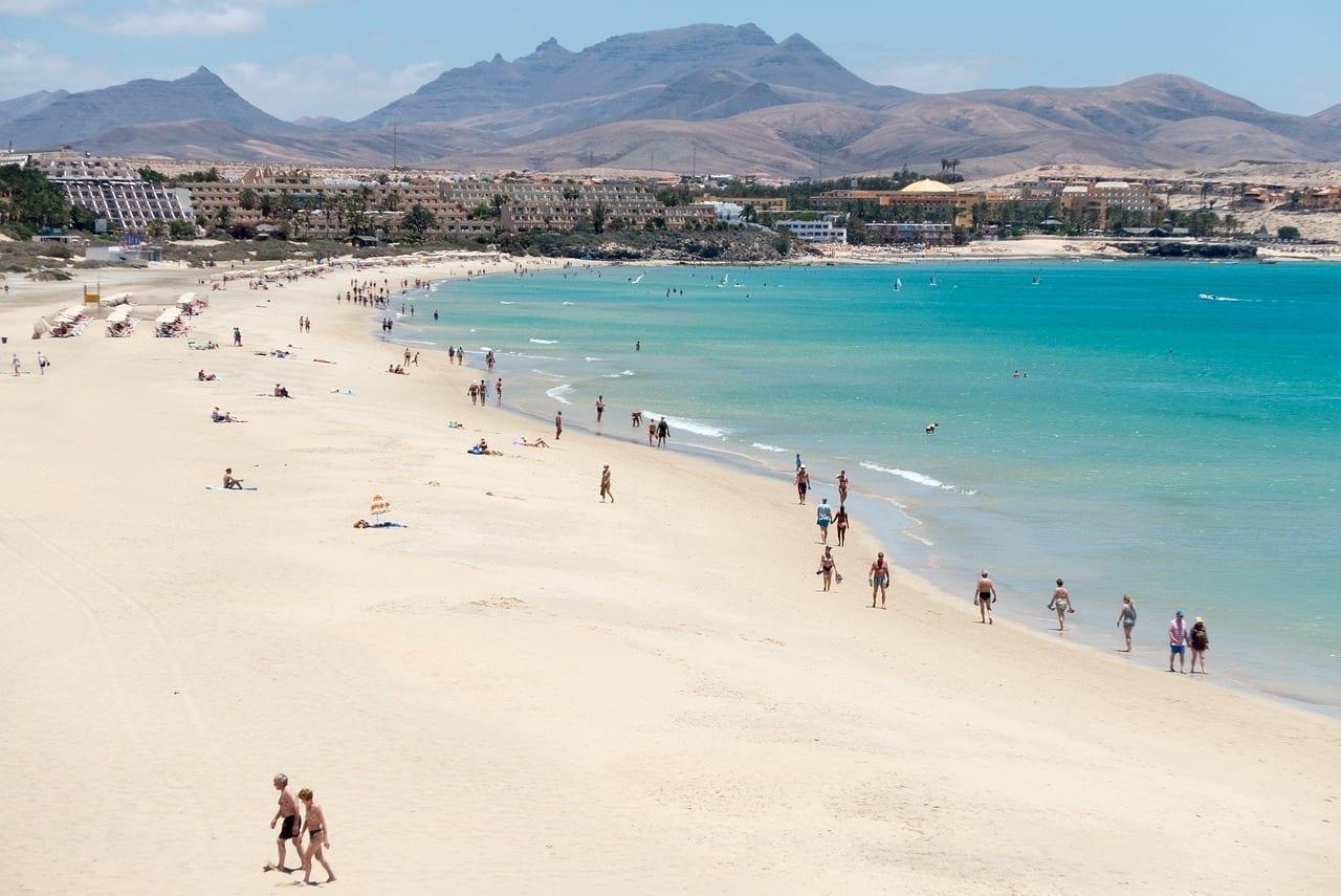 Playa Fuerteventura Vacaciones España