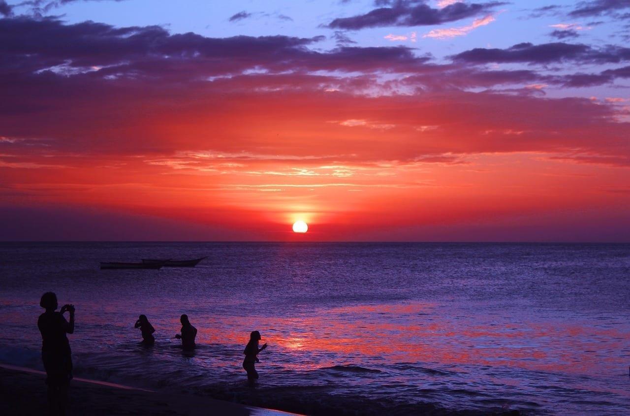 Playa Manzanillo Margarita México
