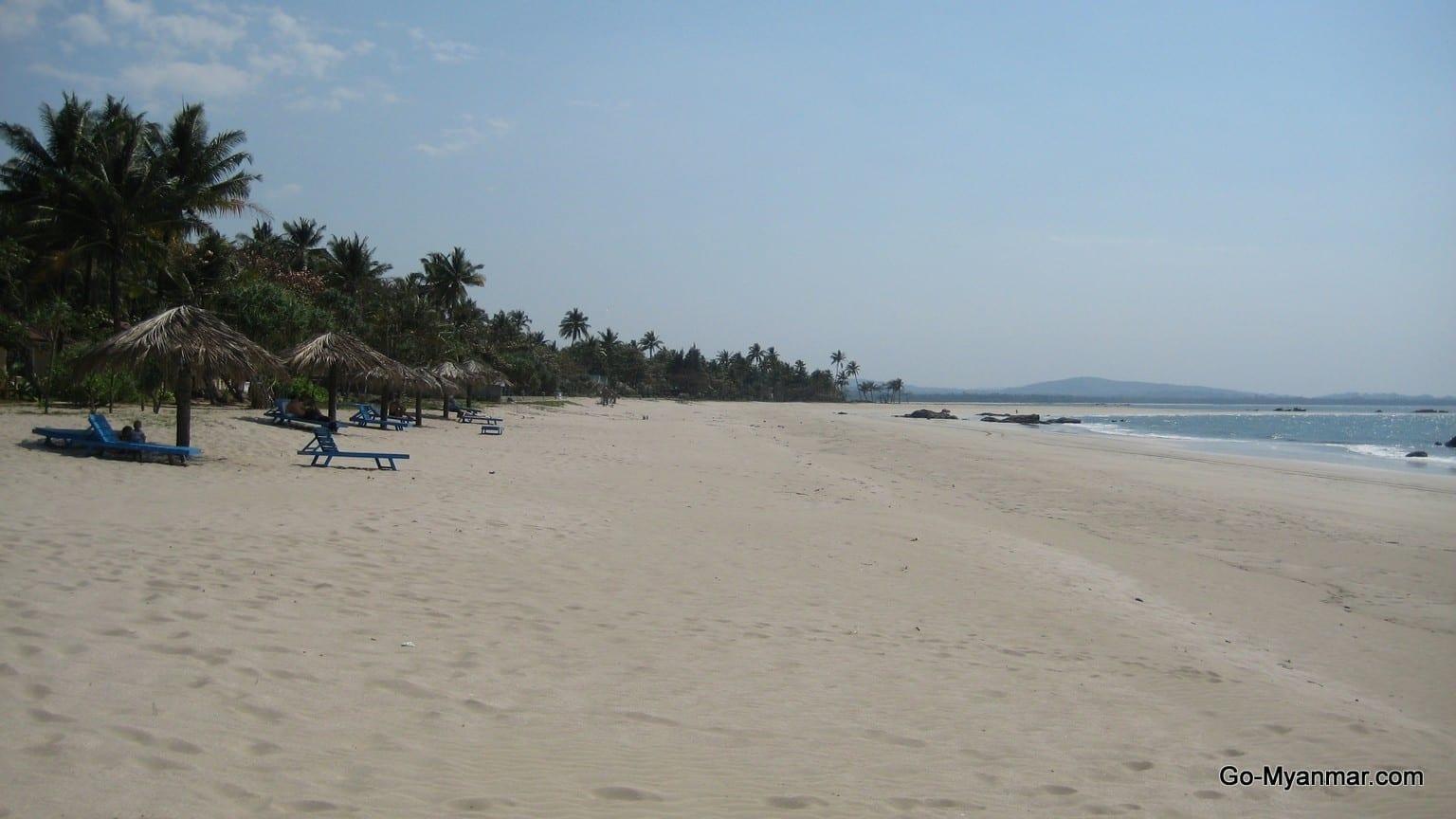 Playa Ngwe Saung Ngwe Saung Myanmar