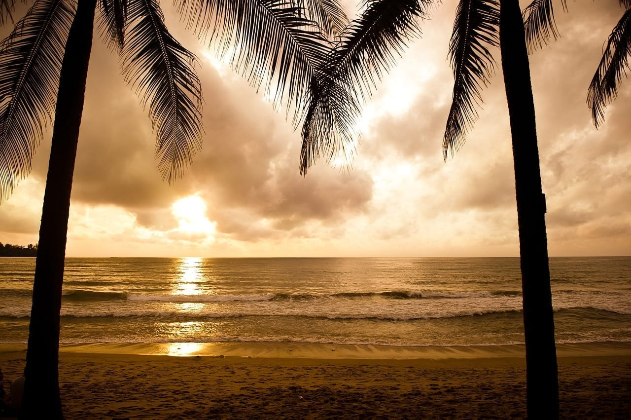 Playa Phuket Naturaleza Tailandia