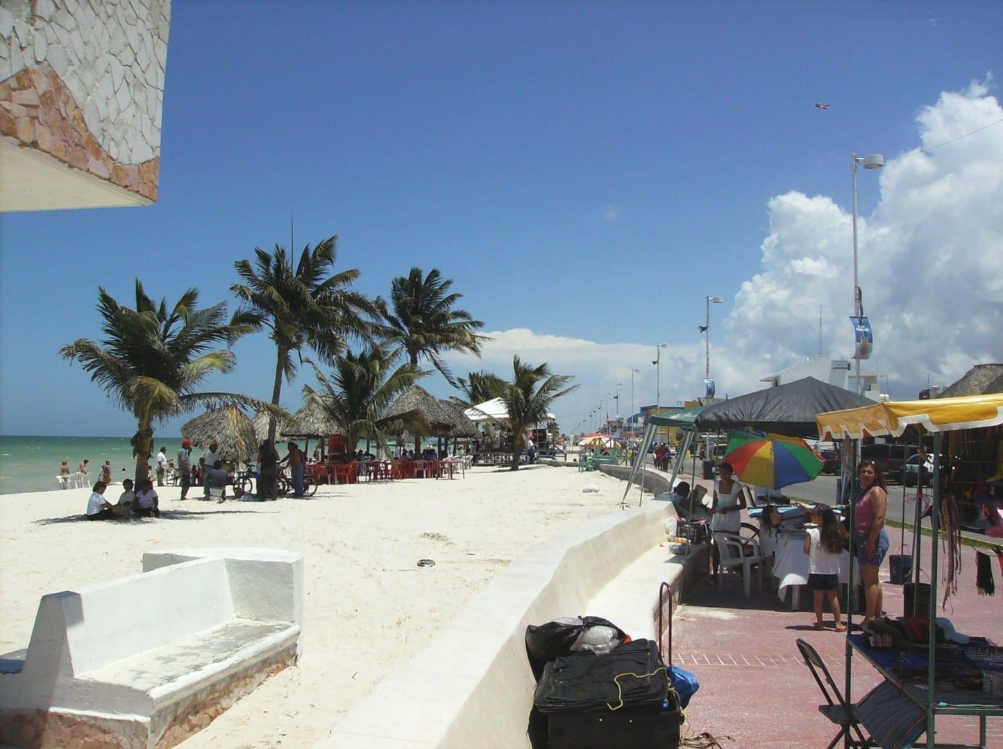 Playa Progreso Puerto Progreso México