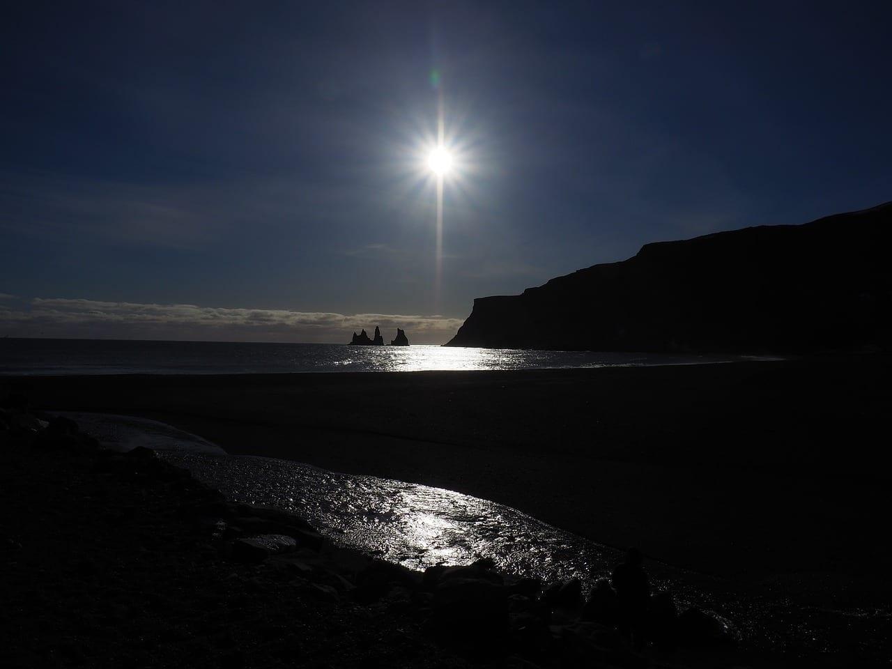 Playa Vik Islandia Islandia