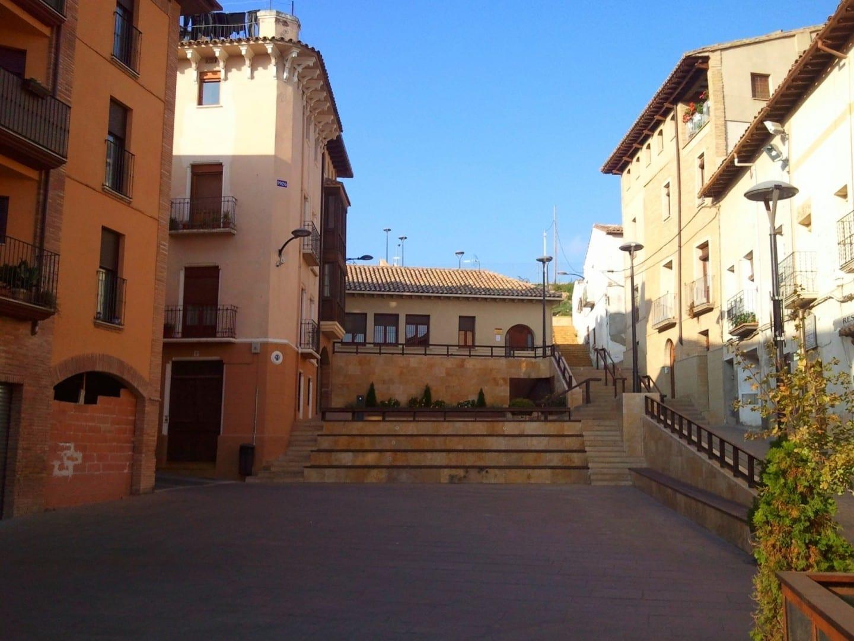 Plaza de la Candelaria en Barbastro Barbastro España