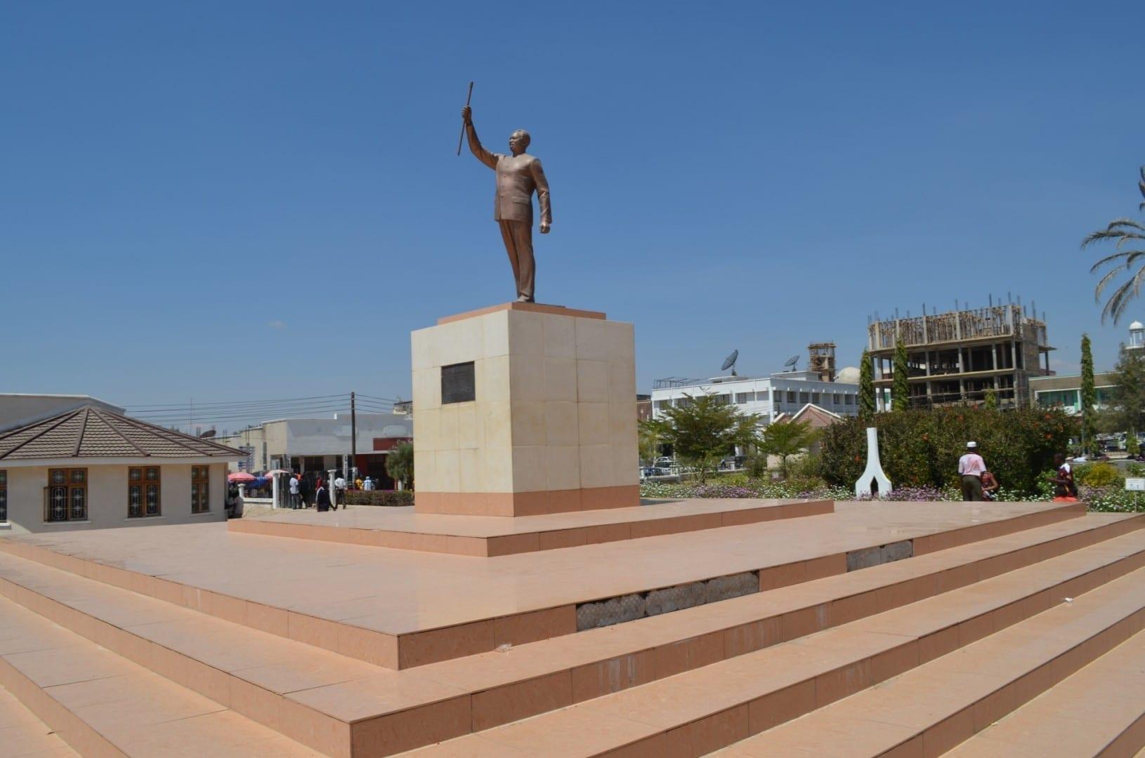 Plaza Nyerere Dodoma Tanzania