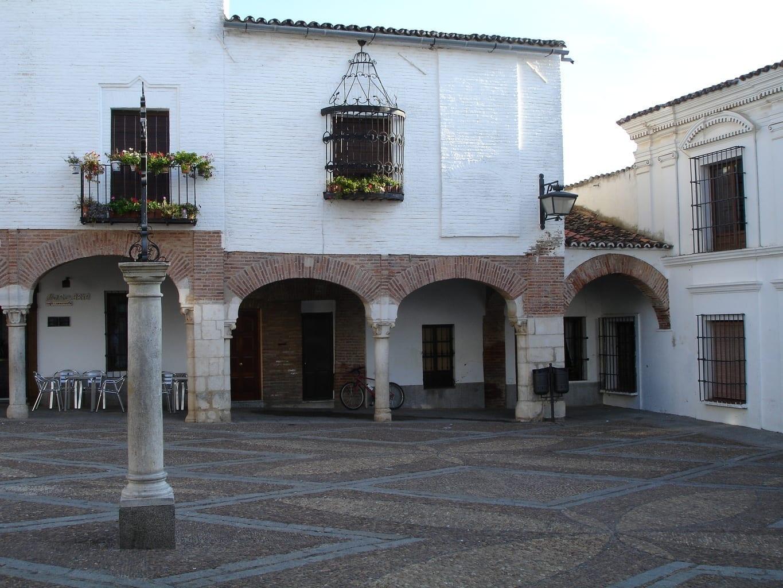 Plaza Zafra España