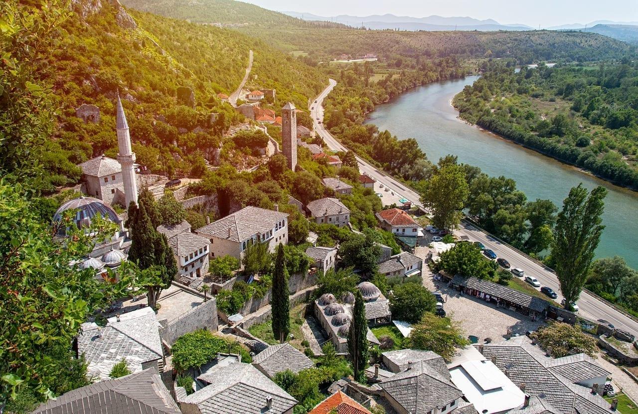 Počitelj Bosnia Y Herzegovina Balcanes Bosnia y Herzegovina