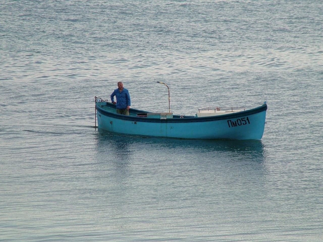 Pomorie Pescador Bulgaria Bulgaria