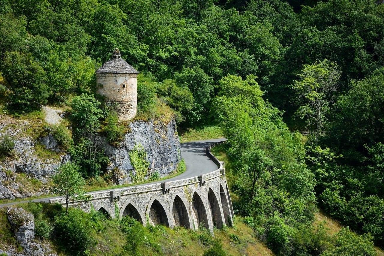 Por Carretera Europa Rocamadour Francia