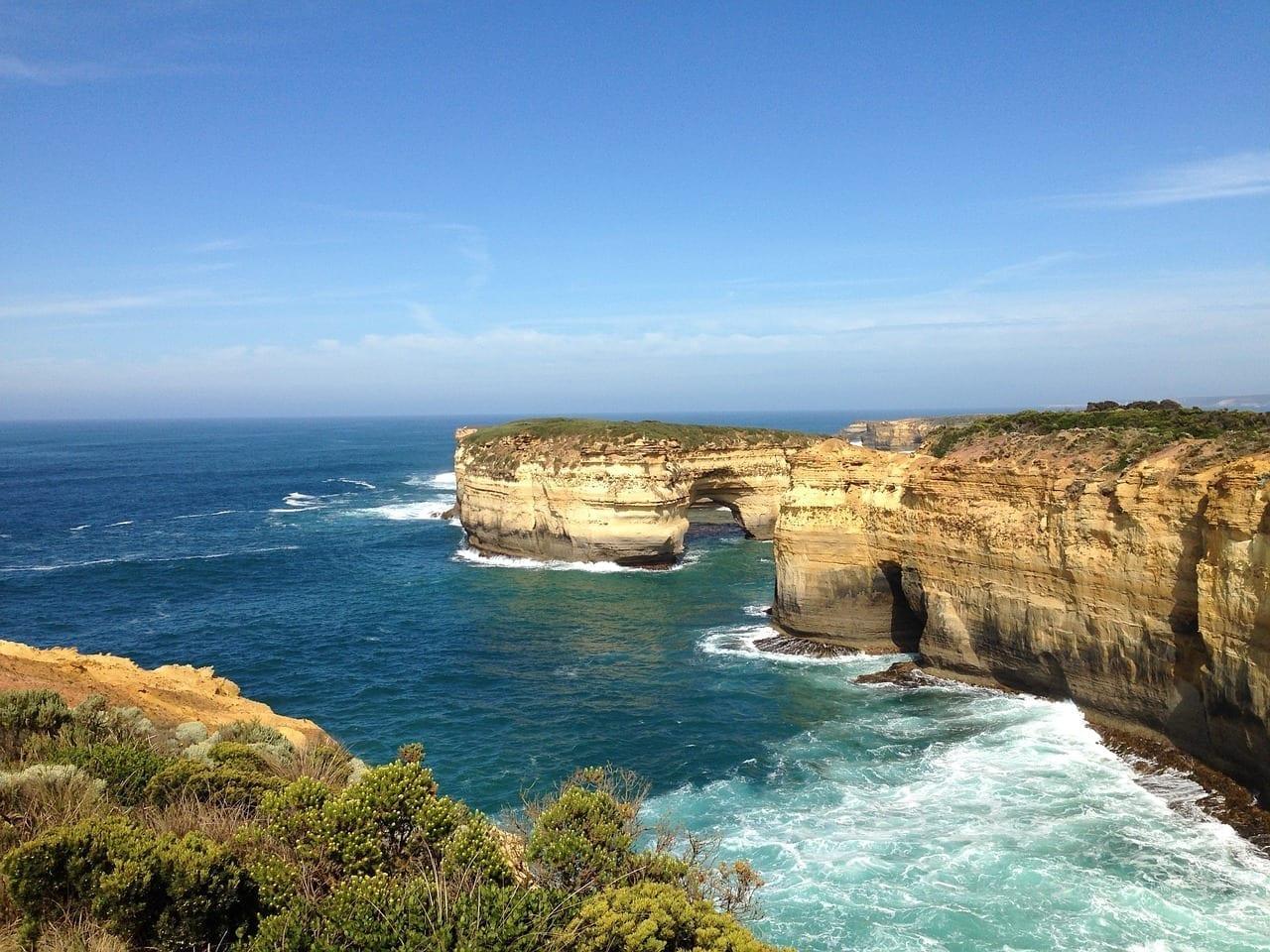 Port Campbell Australia Mar Australia