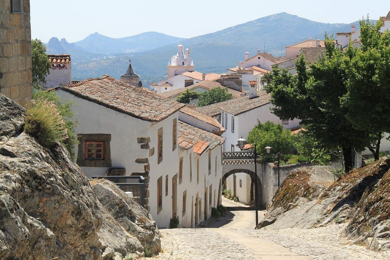 Portugal Alentejo Paisaje Portugal