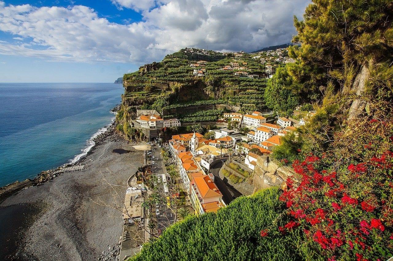 Portugal Madeira Ponta Do Sol Portugal