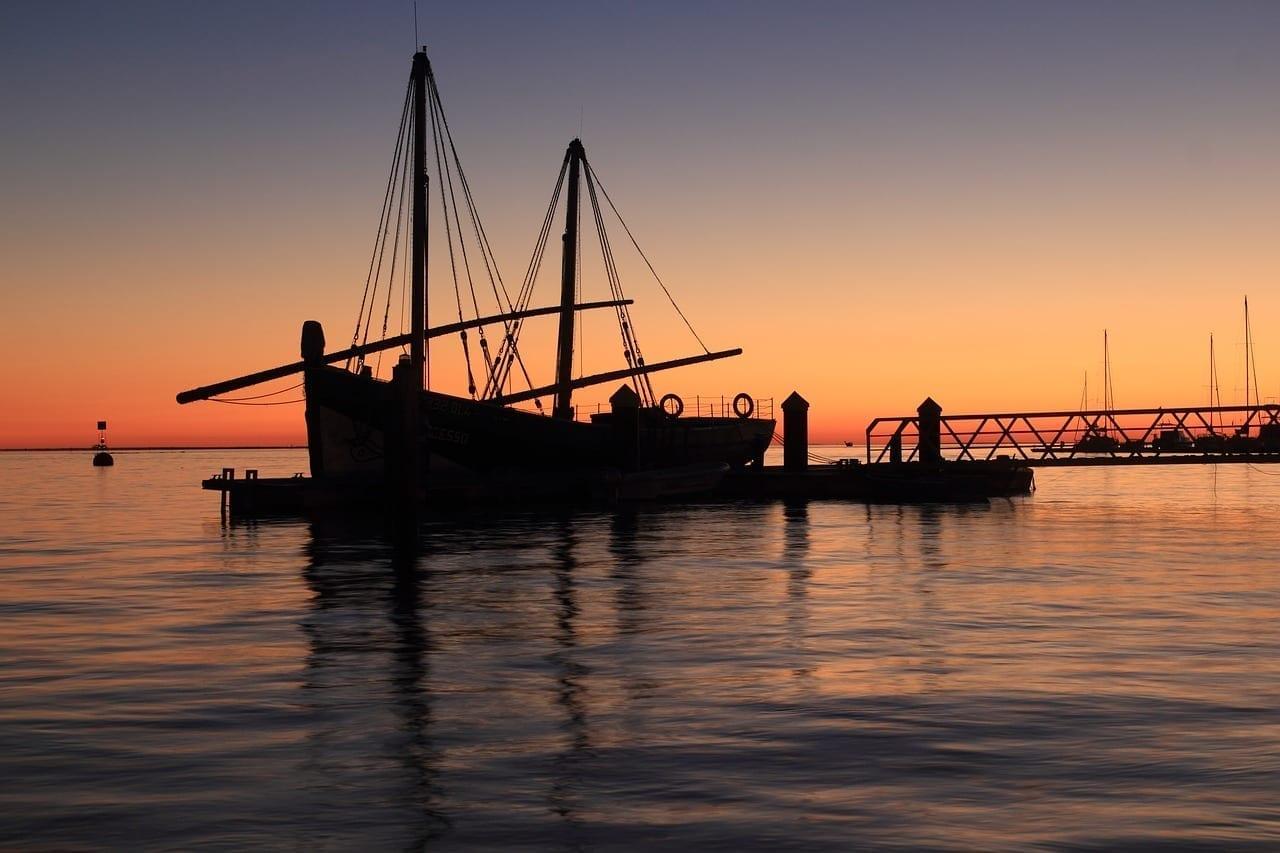 Portugal Olhao Pesca Portugal