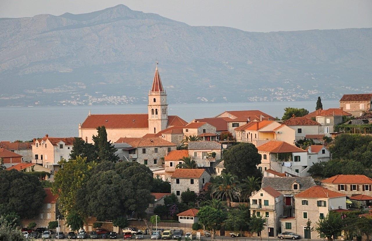 Postira Adria Mar Croacia