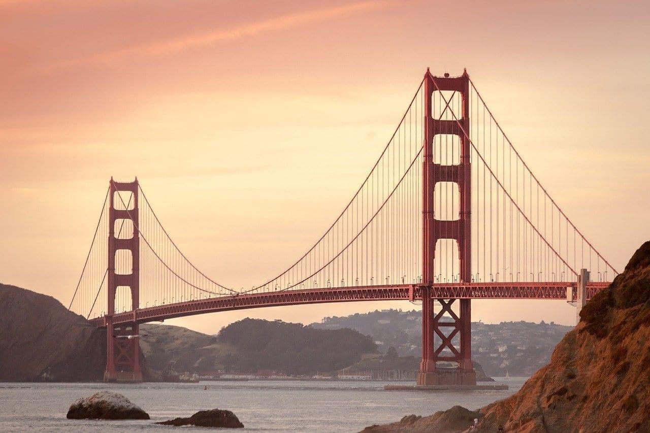 Puente Golden Gate San Francisco California Canadá