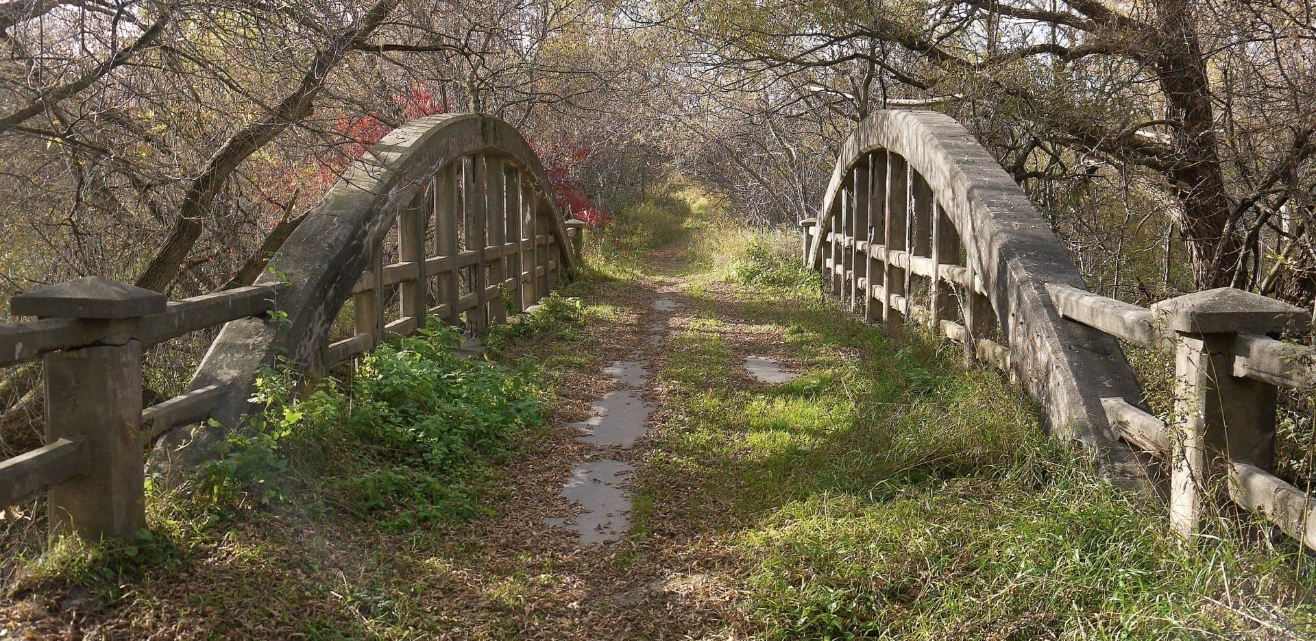 Puente McEwen Vaughan Canadá