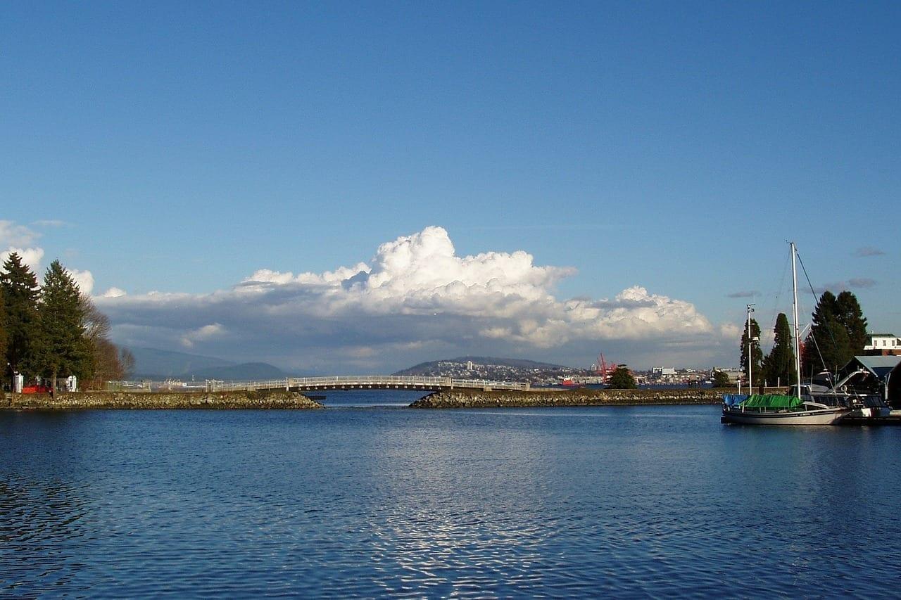 Puente Vancouver Parque Stanley Australia