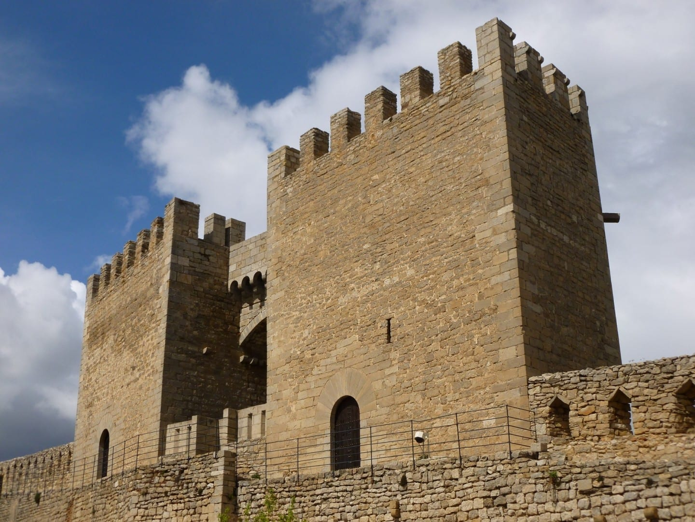 Puerta de Sant Miquel Morella España