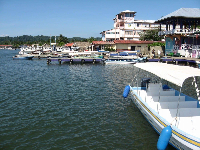 Puerto de Livingston Livingston Guatemala