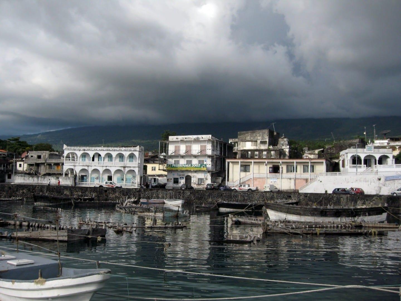 Puerto de Moroni Moroni Comoras