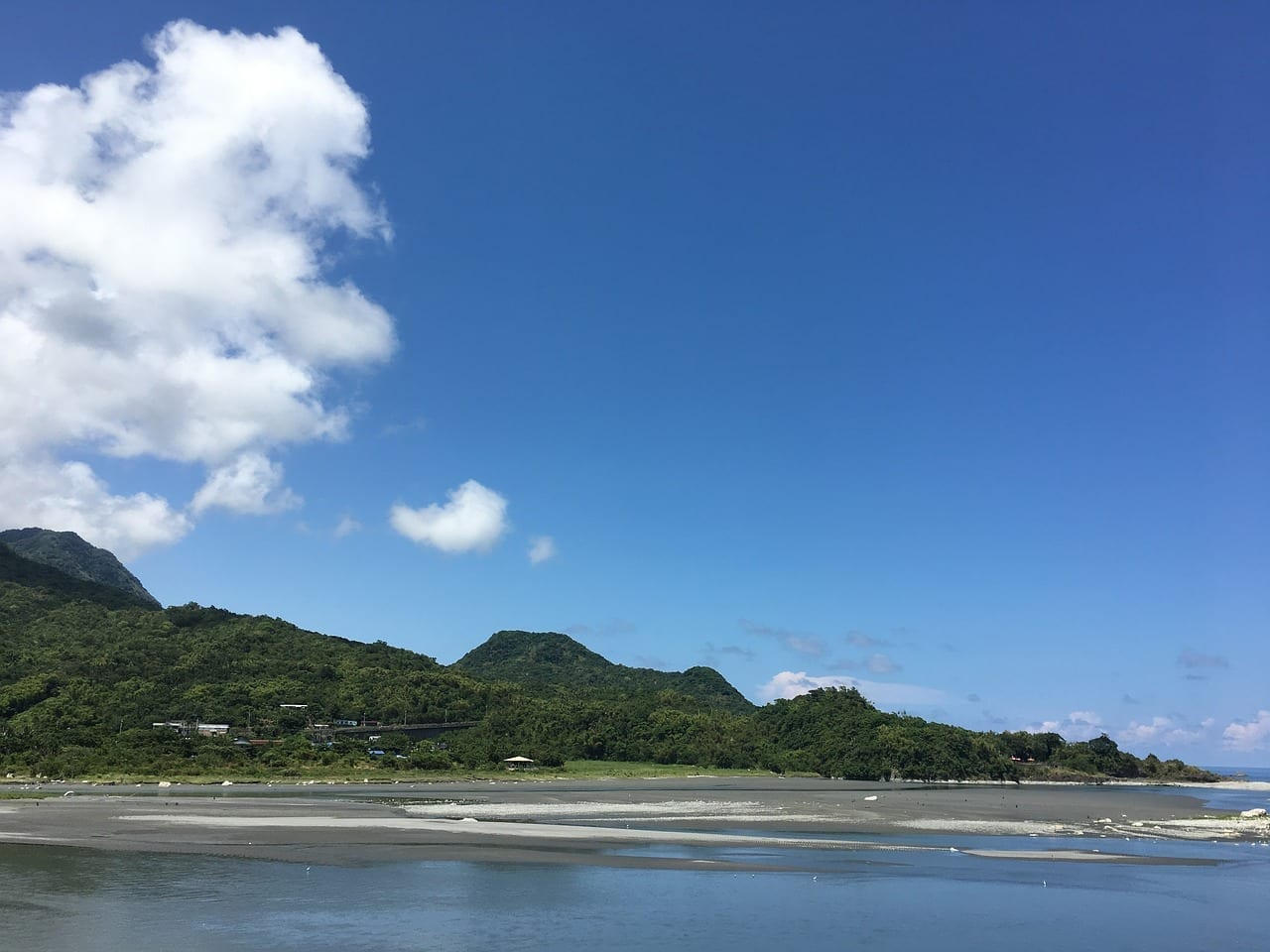 Puerto Hualien Mar Taiwán