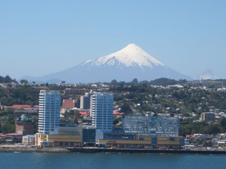 Puerto Montt City Puerto Montt Chile