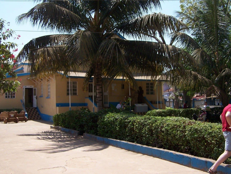 pulgar Banjul Gambia