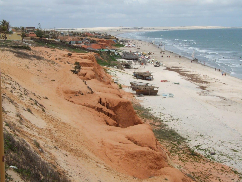 pulgar Canoa Quebrada Brasil