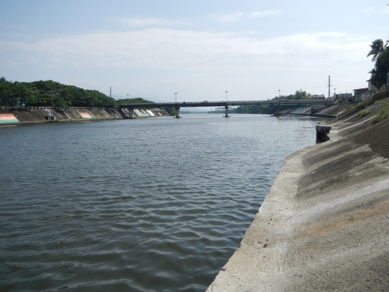 Río Calumpang Batangas Filipinas