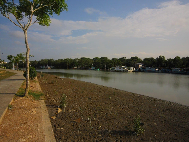 Río Mersing Mersing Malasia