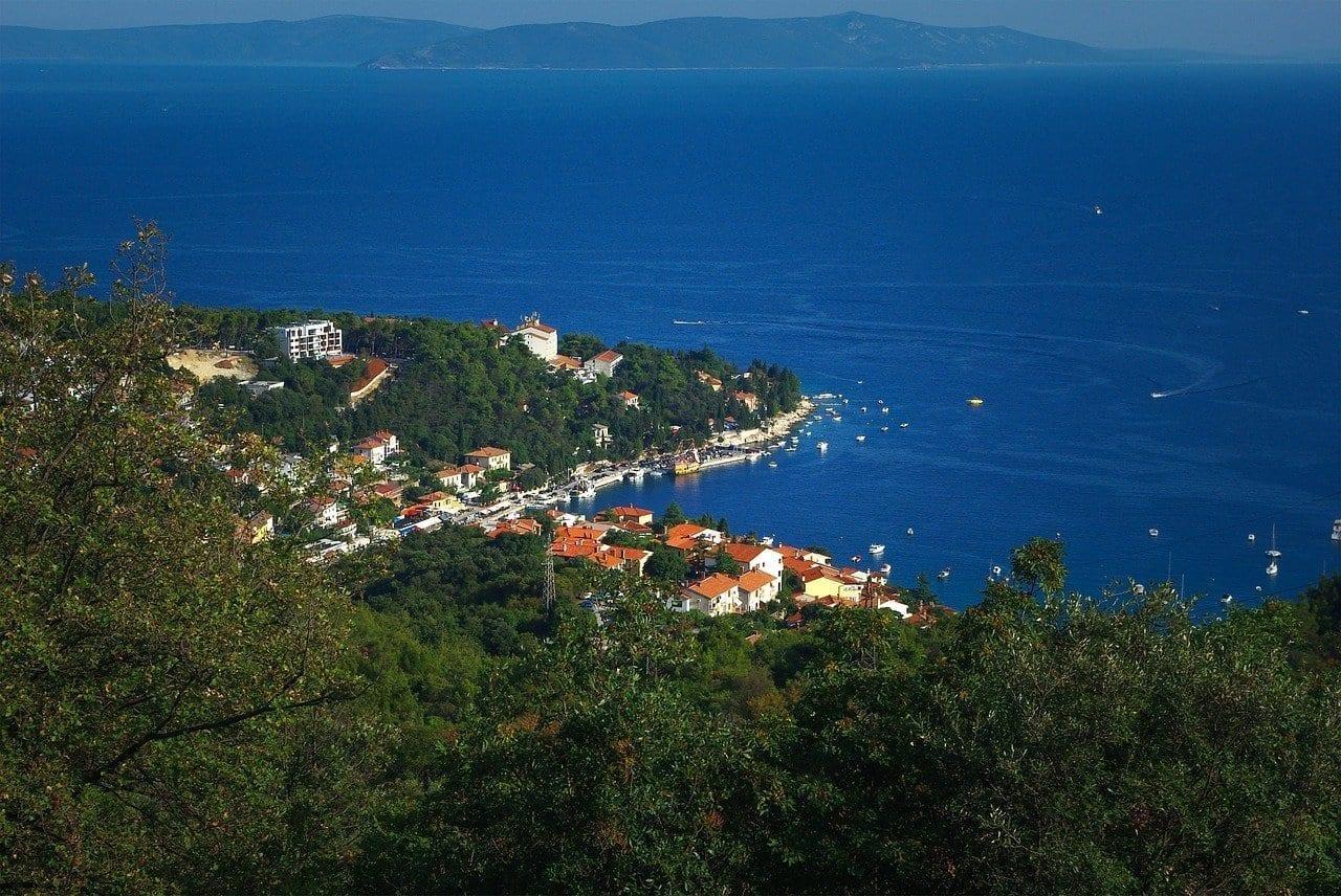 Rabac Croacia Istria Croacia