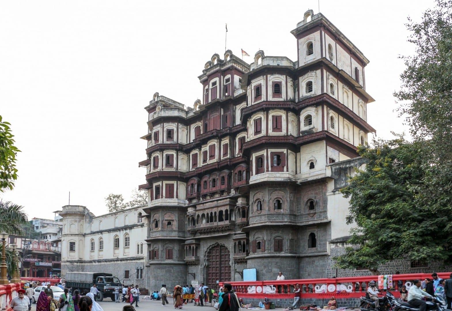 Rajwada de Indore Indore India