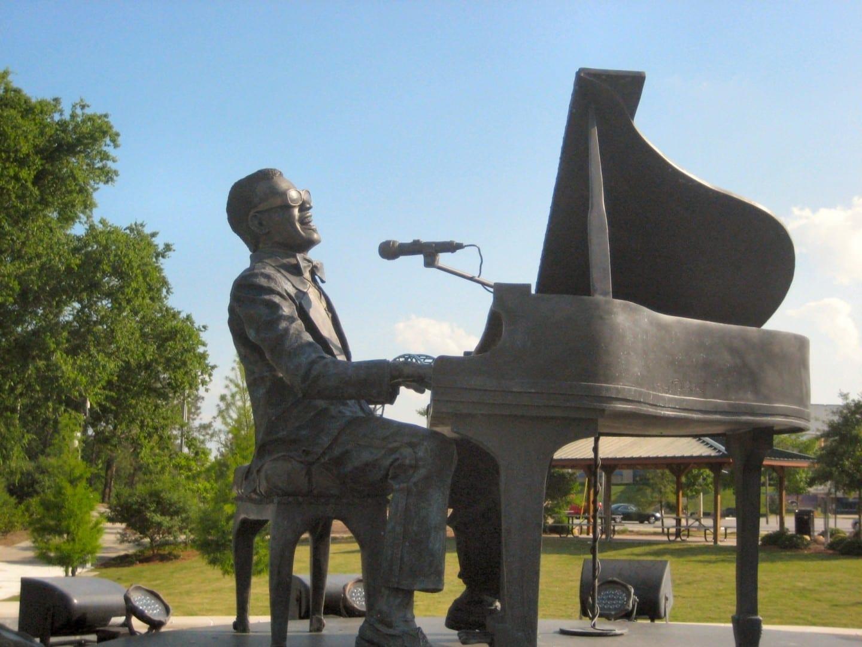 Ray Charles Plaza Albany GA Estados Unidos