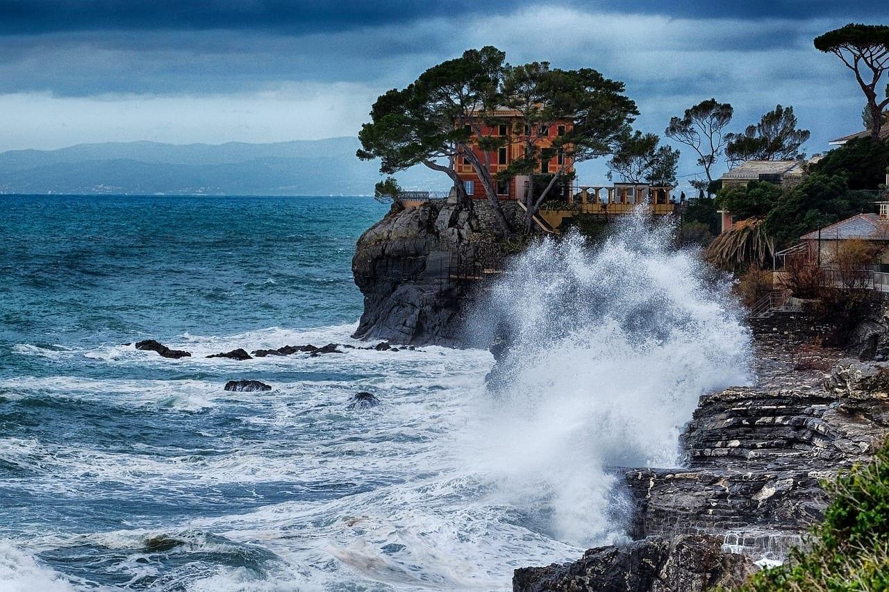 Recco Camogli Liguria Italia