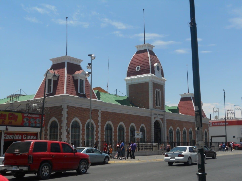 Revolución en el Museo de la Frontera. Ciudad Juarez México