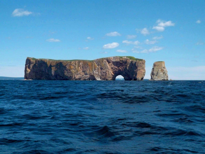 Roca Percé Percé Canadá